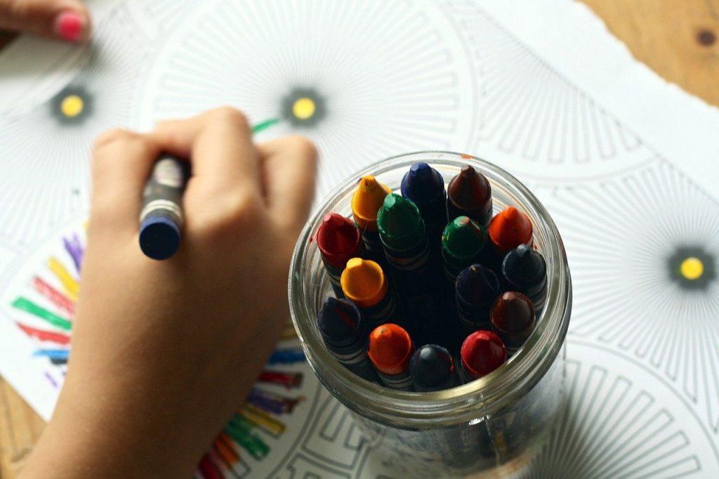 kreatywnosc u dziecka