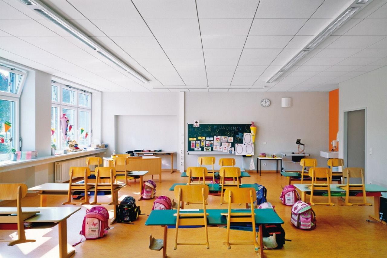 decybele w szkołach